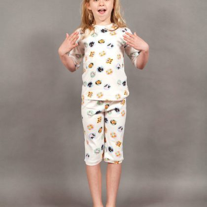 Fly Away Yardage Shorties by maus house
