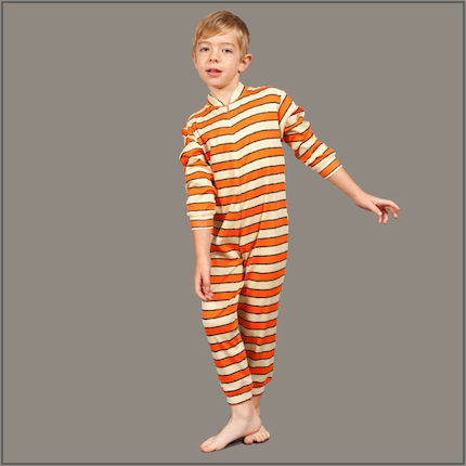 Grrreat Stripe Onesie by maus house