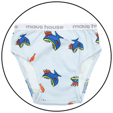 Something Fishy Undies by maus house