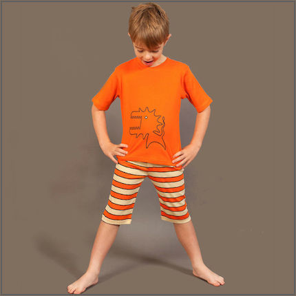 Grrreat Monster Shorties with Stripes by maus house