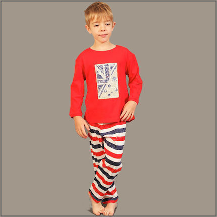 Patriot Act Placement Long Johns by maus house