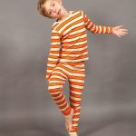 Grrrreat Stripe Long Johns by maus house