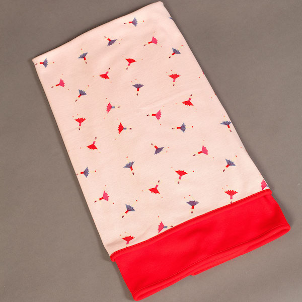 Ballerina Baby blanket by maus house