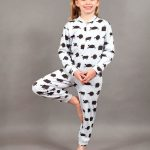 Count to Sheep Yardage Onesie by maus house
