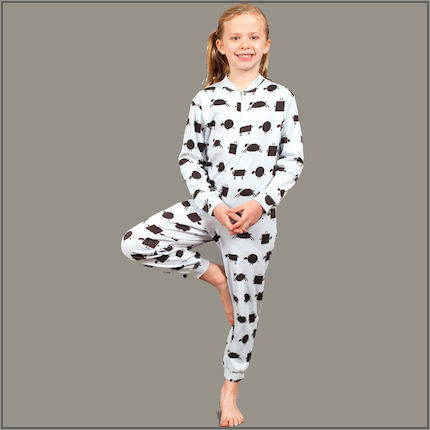 Count to Sheep Onesie by maus house