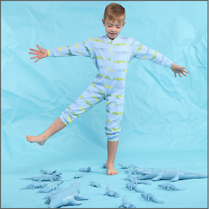 Snap Snap Onesie by maus house